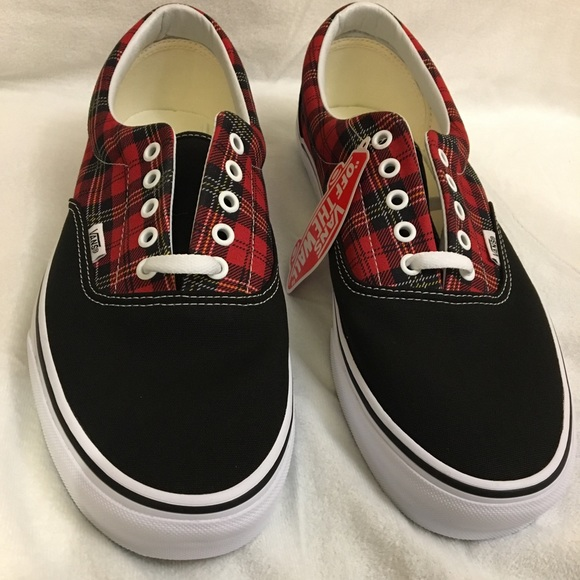 Vans Shoes | Vans Era Tartan Plaid